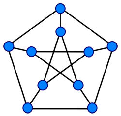 The smallest bridgeless cubic graph with no three-edge colouring