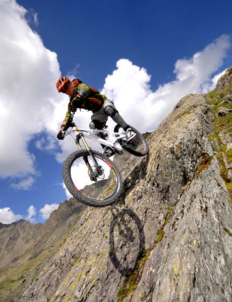 Mountain Biking And Systems Integration Peter James Thomas