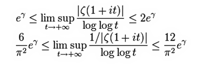 Analysis is invaluable - particularly when dealing with the Riemann Zeta function
