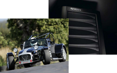 Caterham 7 vs Data Warehouse appliance - spot the difference