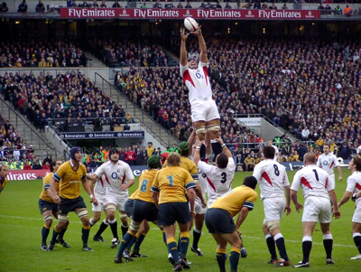 I am way overdue employing another sporting analogy - odd however how must of my rugby-related ones tend to be non-explicit