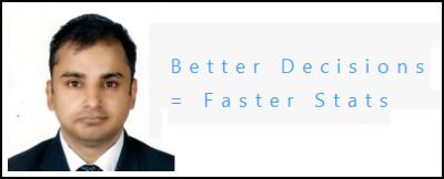 Ajay Ohri of decisionstats.com