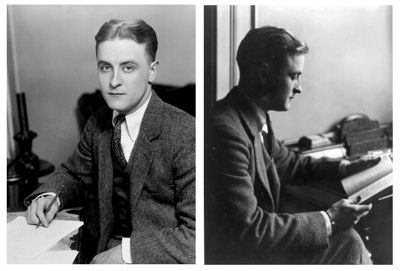 Fitzgerald demonstrating that you can play two roles