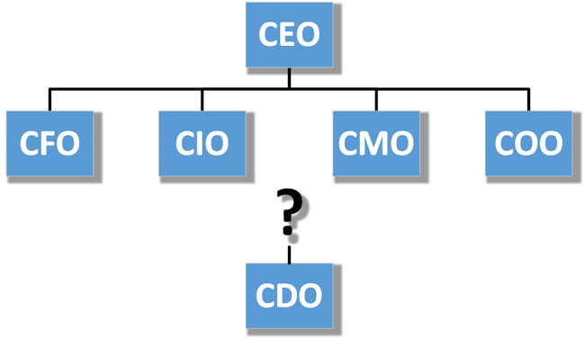 Where does the CDO fit?