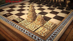 Exponential Chessboard