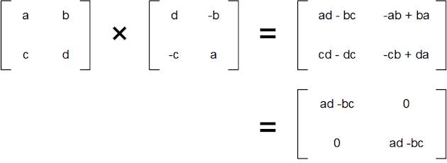 Calculate Determinant