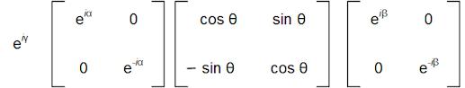 U(2) diagonal