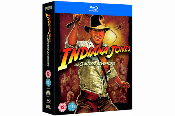 The Complete Indiana Jones (helpful for Data Management professionals)