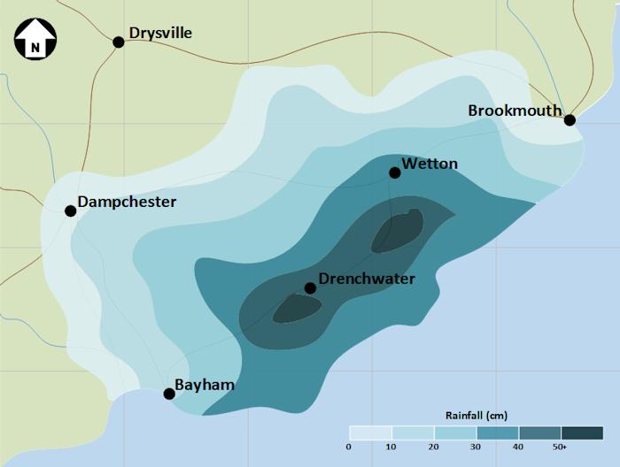 Coastal Map 4